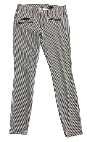 CLUB MONACO Grey Jeans with White Stripe