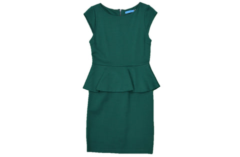 ALICE+OLIVIA Green Dress