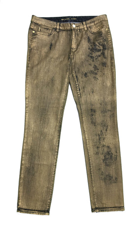 MICHAEL KORS Brown Jeans