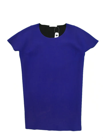 CALVIN KLEIN Royal Blue Top