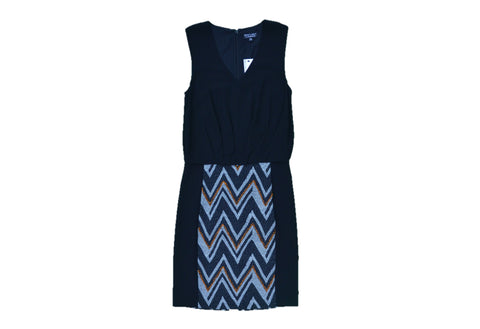 SPOTLIGHT BY WAREHOUSE Black Dress with Beads Details