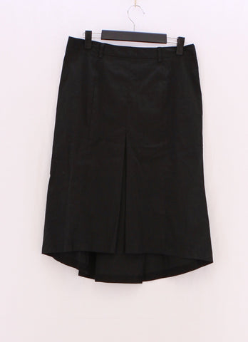 PRADA Black Medium Skirt