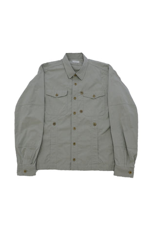 DRIES VAN NOTEN KHAKI JACKET