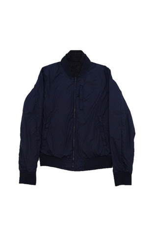 ALBERTO ASPESI NAVY REVERSIBLE JACKET