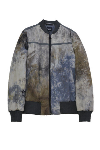 CHRISTOPHER GRAY JACKET WITH PRINT