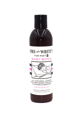 MRS WHITE'S - Baby Boon (Baby Clothes and Blanket Wash) 250ml