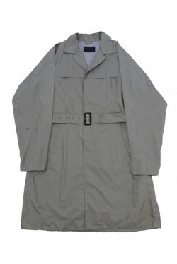 PRADA KHAKI TRENCH COAT