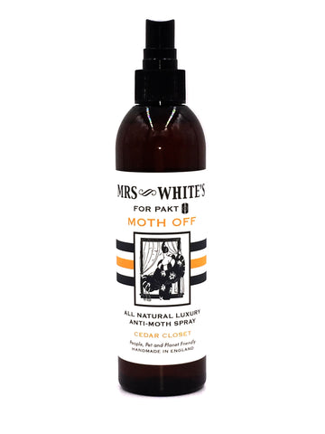 MRS WHITE'S - Moth Off (Moth Protection Spray) 250ml