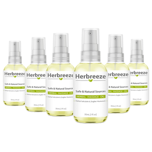 [Set of 6] - Herbreeze Herbal Oil