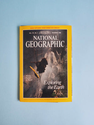National Geographic - 1980's