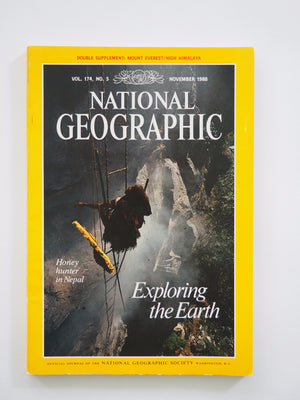 National Geographic 1988