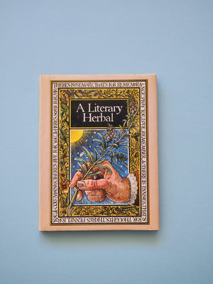 A Literary Herbal Book