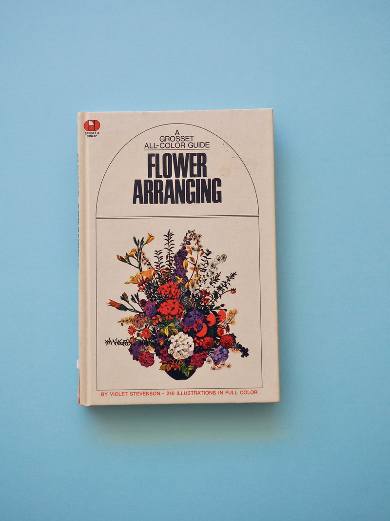Flower Arranging Book