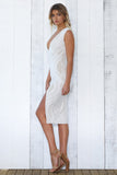 Pacha Lace Dress - White Dress - Sert Store