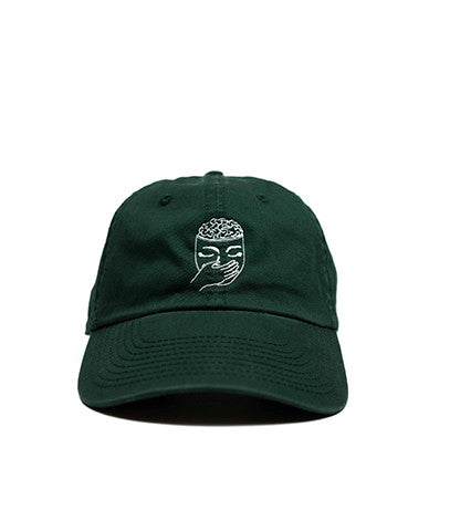 Silenced Cap - Forest Green - SLNCD