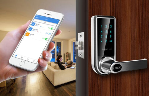 Smart Locks | Bluetooth Smart Locks