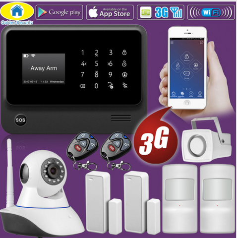 Home Security | Office Security | IP Cameras and Sensors