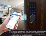 Bluetooth Deadbolt Lock | Perfect for AirBnB and Rental Homes | App controlled