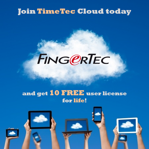 TimeTec TA Cloud Time Clock | Mobile Time Clock