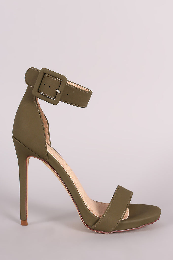 d2aa3c5ae83b Nubuck Buckled Ankle Strap Stiletto Heel – bvstore-26645