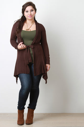 Cozy Long Sleeved Cardigan