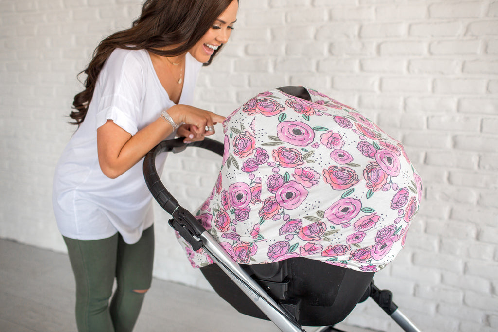 Zoe 5-in-1 Multi Use Cover -Dotkdz
