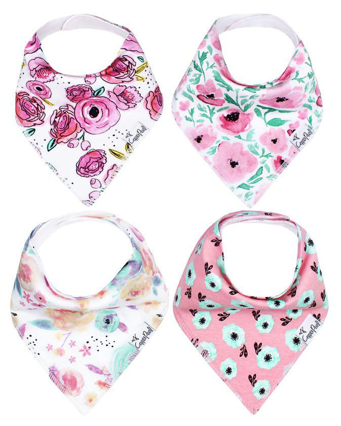 Bloom Bib Set - DOT.KIDZ