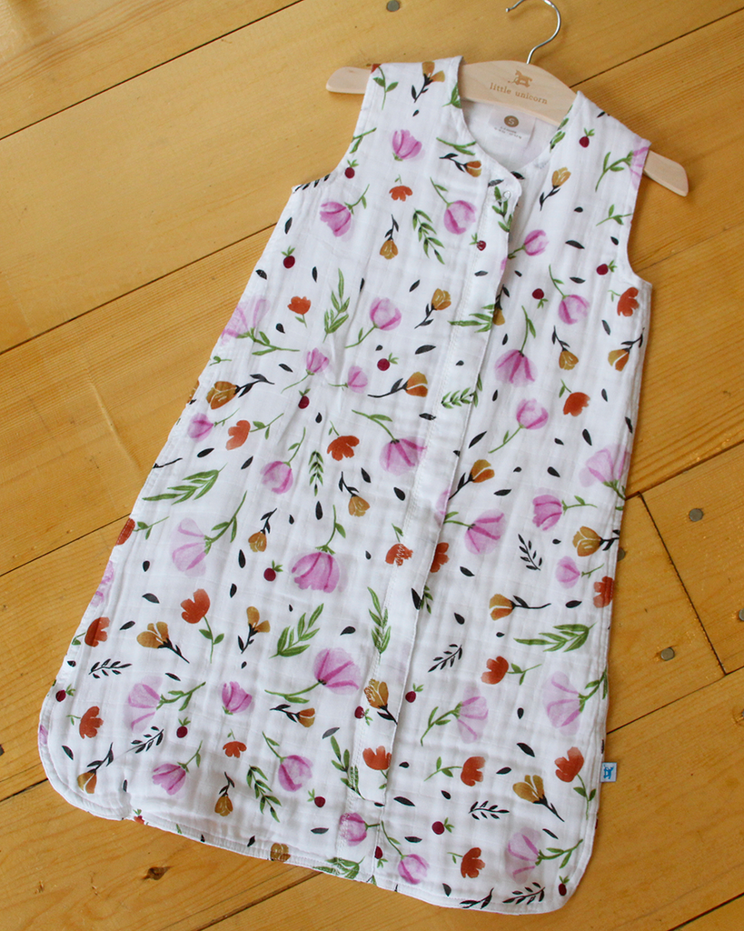 Berry Bloom Sleep Bag