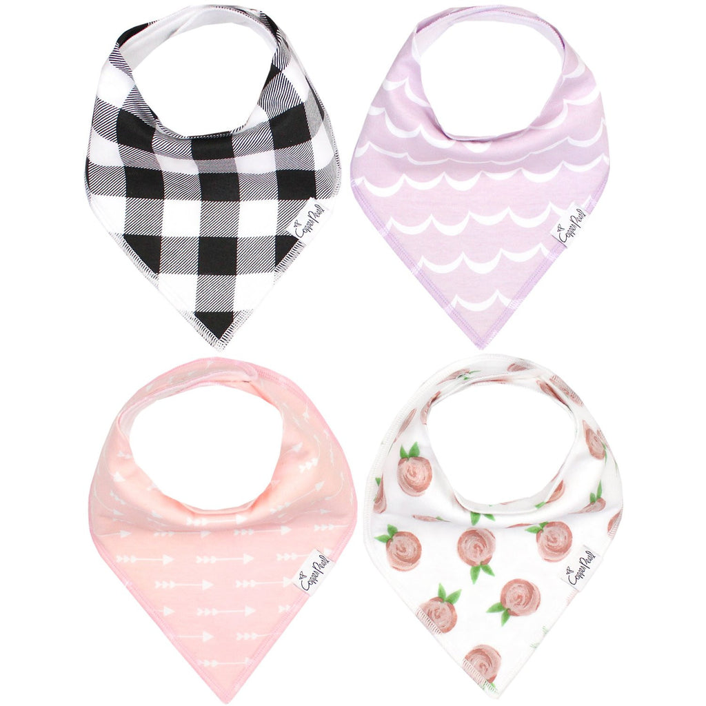 Rosie Bib Set - DOT.KIDZ