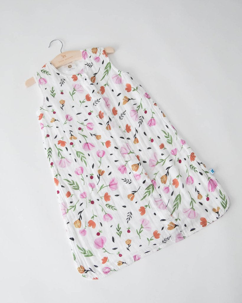 Berry Bloom Sleep Bag - DOT.KIDZ