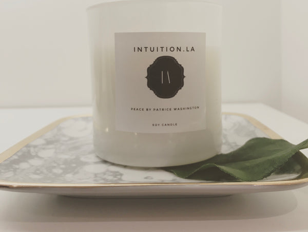 Peace By Patrice Washington Candle