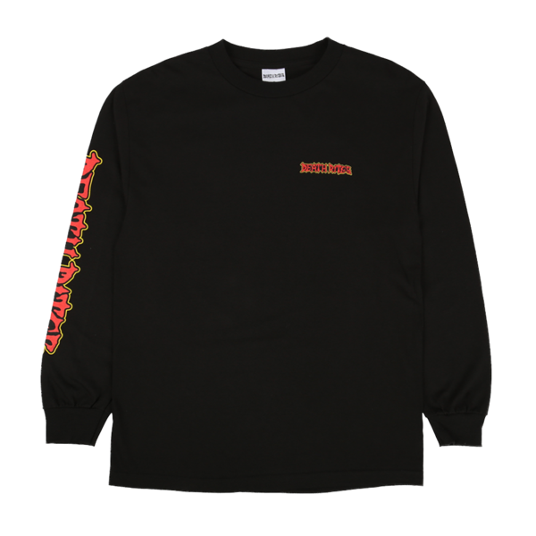 Break Out L/S T-Shirt Black