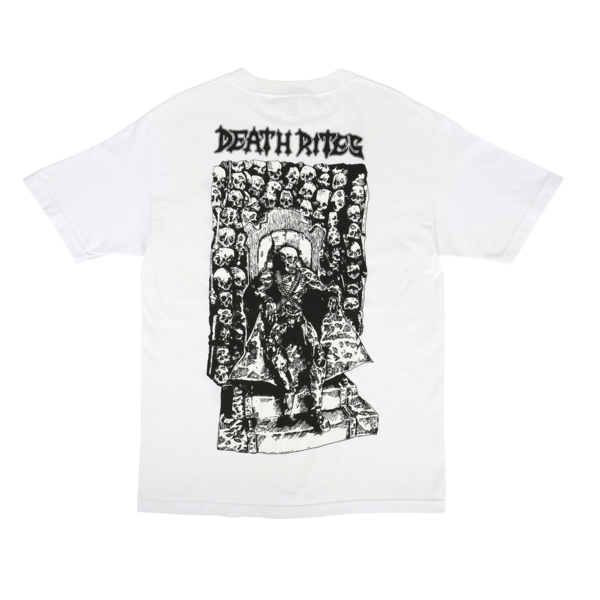 Stranded In Hell S/S T-Shirt White