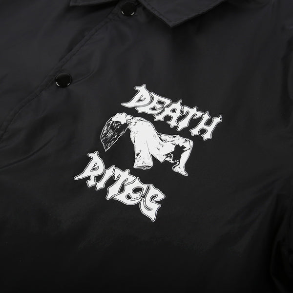 Altar of Sacrifice Coach Jacket Black