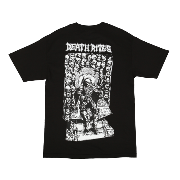 Stranded In Hell S/S T-Shirt Black
