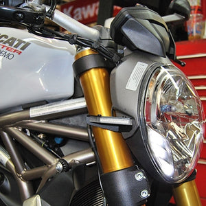 Ducati Monster 1100 LED Front Turn Signals.