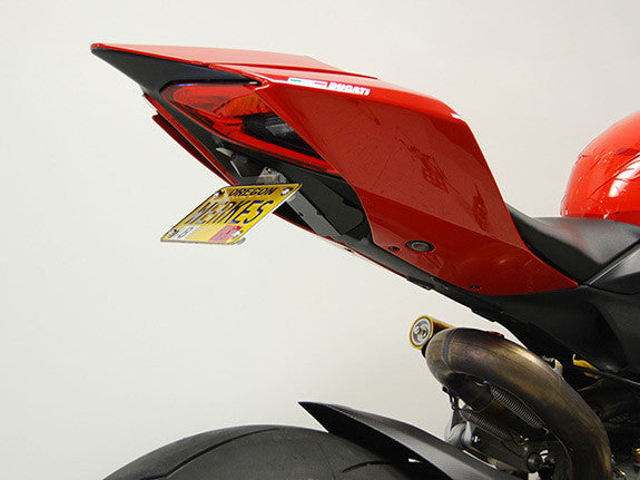 Ducati 899 Panigale Fender Eliminator Kit. Ducati 899 Panigale Tail Tidy