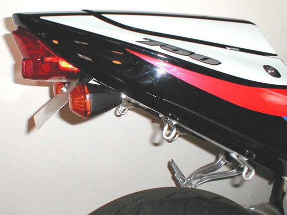 Competition Werkes Fender Eliminator Kit - Suzuki GSXR750 2000-2003 / GSXR600 2001-2003 / GSXR1000 2001-2002