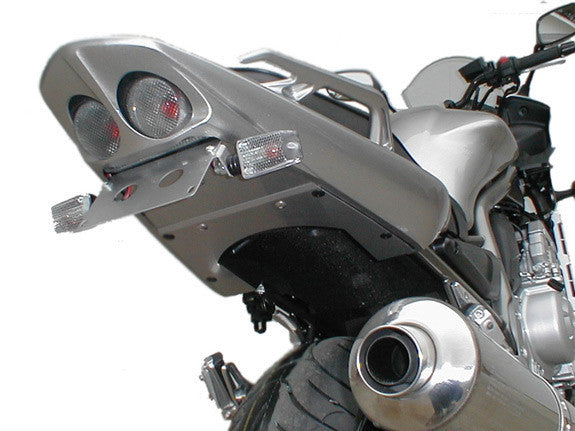 Competition Werkes Limited Edition Eliminator Kit with Assimilator and Undertail Extention (clear tail lights extra) - Yamaha FZ1 2001-2005