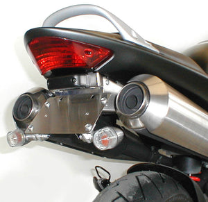 Competition Werkes Fender Eliminator Kit - Honda F4 1999-2000 / F4i 2004-2006 with License Light