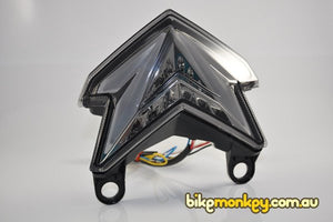 Kawasaki Z800 Integrated LED Tail Light. Kawasaki Z800 Tail Light with Integrated Indicators