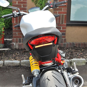 Ducati Monster 797 Fender Eliminator Kit | LED Turn Signals | LED Licence Plate Light