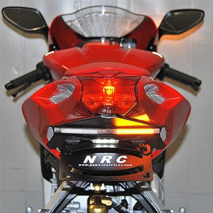 MV Agusta F3 675/800 Fender Eliminator Kit | Integrated Tail Light | LED Turn Signals | Tail Tidy
