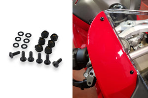 CNC Racing Ducati Panigale V4 Screen Bolts kit | Screen bolt kit 6 pieces for Ducati Panigale V4