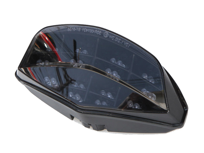 Ducati Monster 1100 Integrated LED Tail Light. Ducati Monster 1100  Tail Light with Integrated Indicators