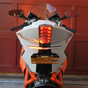KTM RC8 Fender Eliminator Kit | LED Turn Signals | Tail Tidy