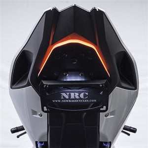 2020+ BMW S1000RR Fender Eliminator Kit | Integrated Tail Light | LED Turn Signals | Tail Tidy
