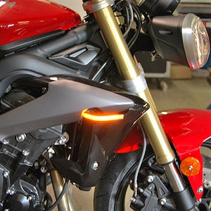 Triumph Street Triple Front Turn Signals | LED Turn Signals