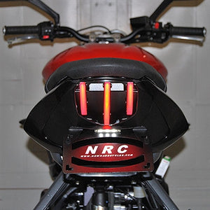 Triumph Street Triple Fender Eliminator Kit | LED Tail Light | LED Turn Signals