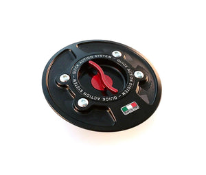Ducati Monster 821 Quick Action Fuel Cap by TWM | TWM Quick Action Fuel Cap for Ducati Monster 821